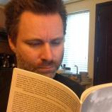 Moss Whelan, reading in Vancouver, BC