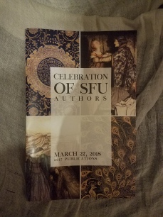 Catalog for Celebration of SFU Authors