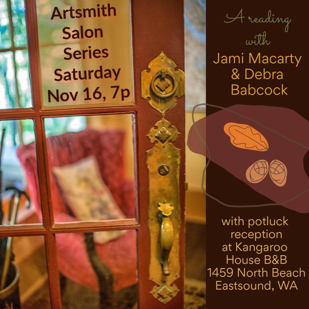 Macarty Babcock Salon Series 20191116